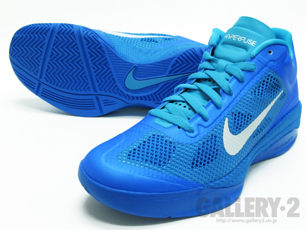 NIKE ZOOM HYPERFUSE LOW