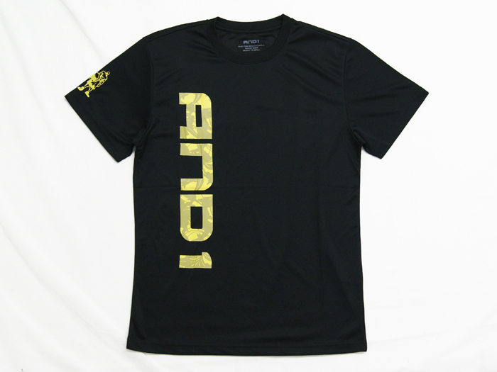 AND1 AND1 GRAPHIC LOGO TEE