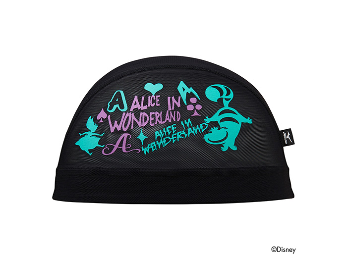 MIZUNO 【ALICE in Wonderland】メッシュキャップ