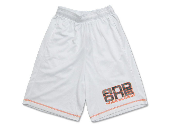 AND1 AND1 CAMO LOGO SHORT