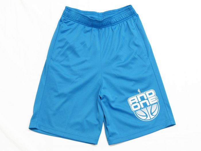 AND1 BALL AND LOGO SHORT