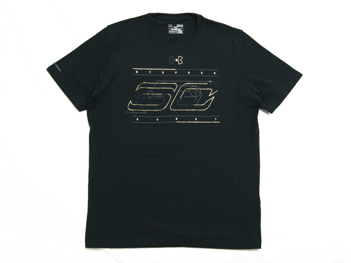 UNDER ARMOUR UA SC30 MONIKER TEE