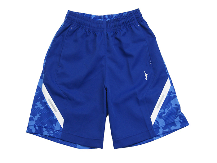 In The Paint CARBON CAMO SHORTS