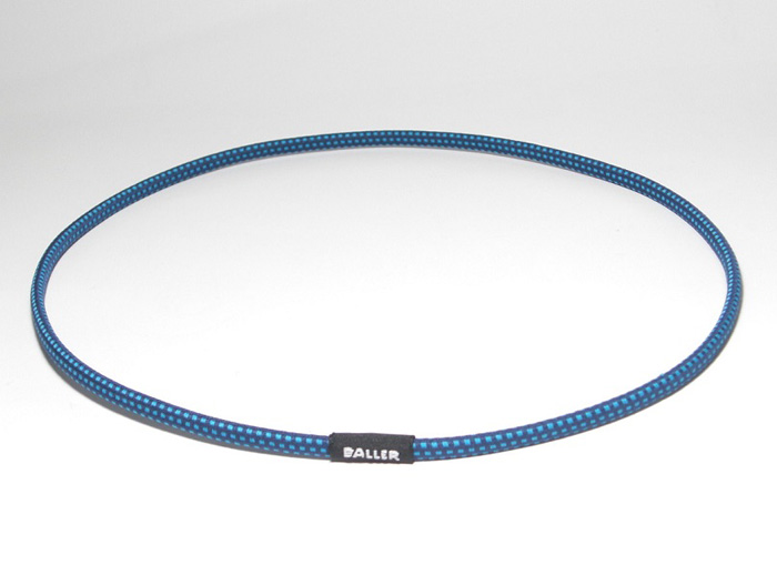 BALLER SQUARE DOT HAIR BAND