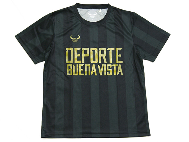 BUENA VISTA DEPORTE DEPORTE STRIPE GAME SHIRTS