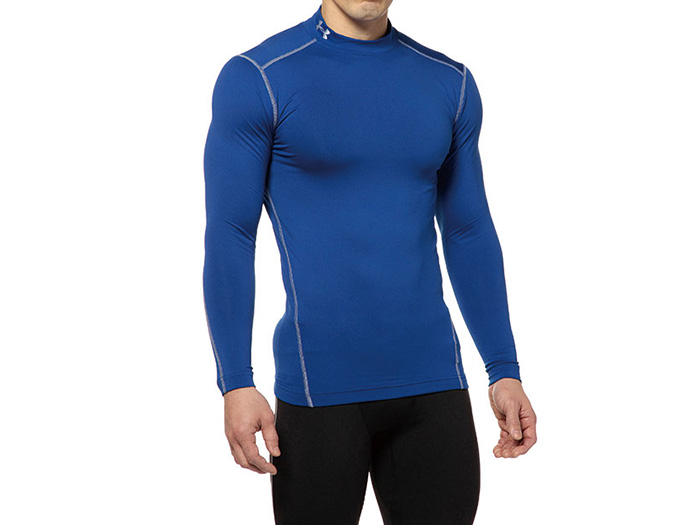 UNDER ARMOUR UA COLDGEAR ARMOUR LSモック
