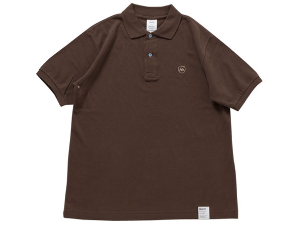 "AKTR POLO  SHIRTS ""ONE POINT"""