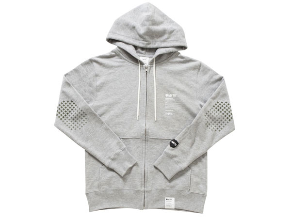 "AKTR ""LIGHT SWEAT PARKA"""