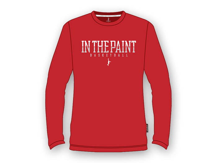 In The Paint DIV I LONG SLEEVE SHIRTS