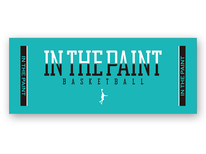 In The Paint SPORTS TOWEL