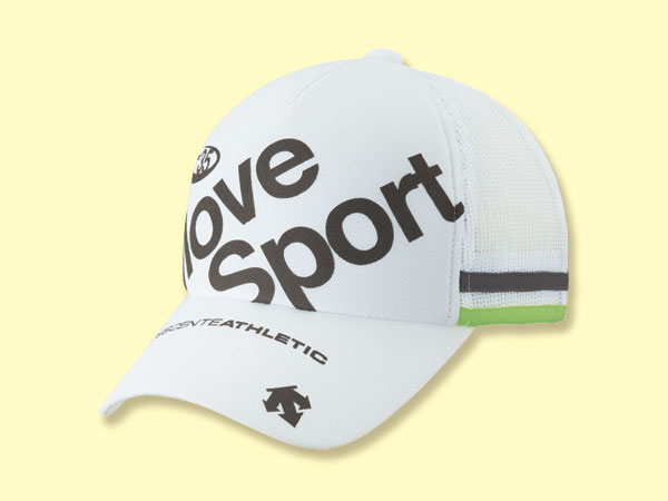 DESCENTE MOVE SPORT MESH CAP
