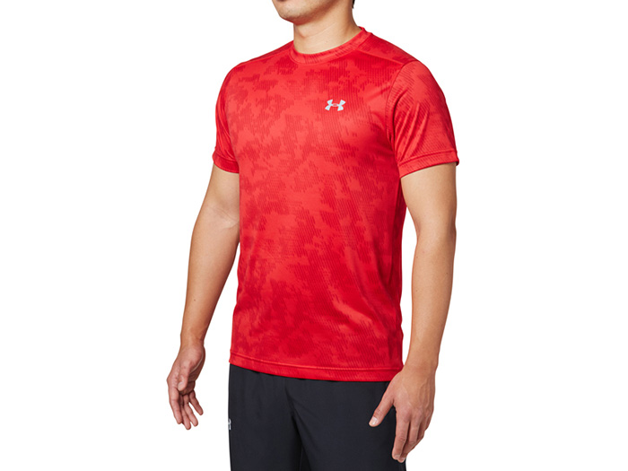 UNDER ARMOUR UA TECH RUN SS