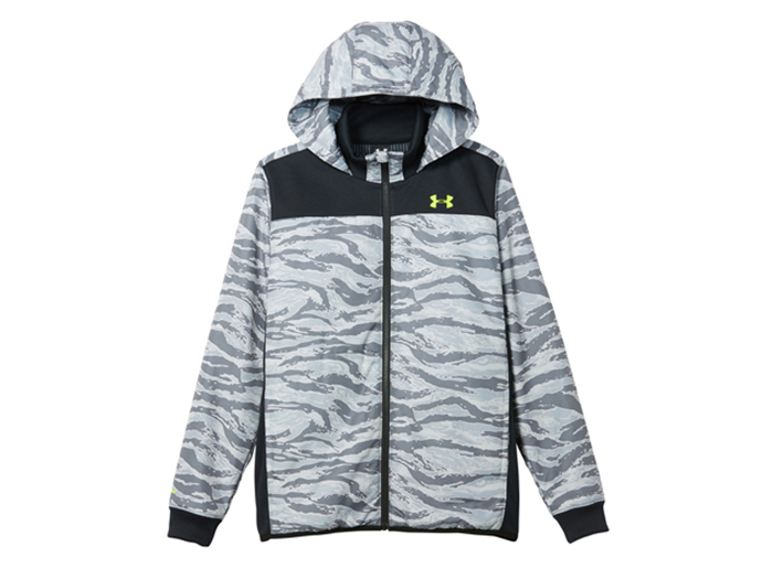 UNDER ARMOUR EXCLUSIVE CG INFRAREDフルジップジャケット