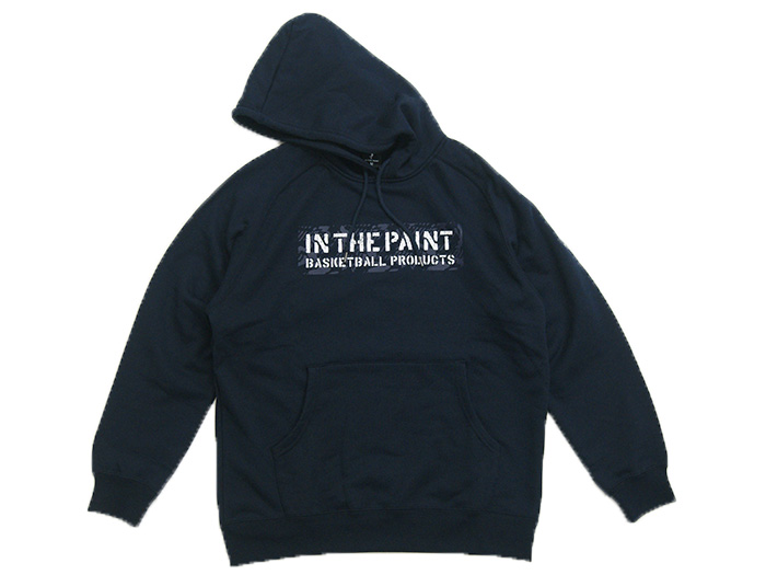In The Paint HOODED SWEAT PARKER