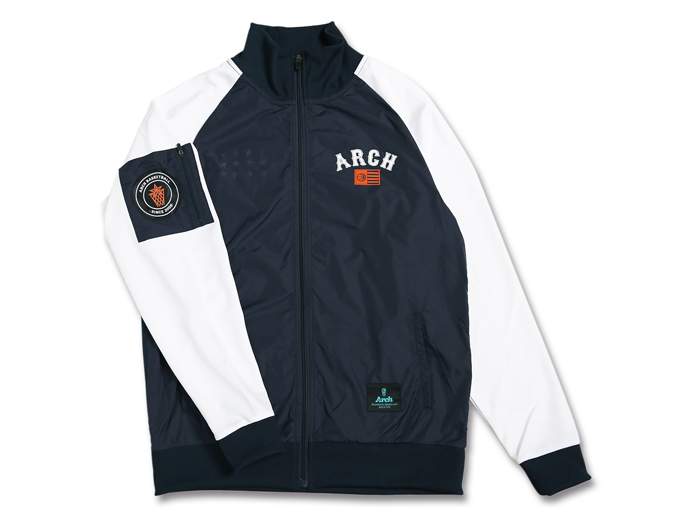 Arch Arch ball flag jacket