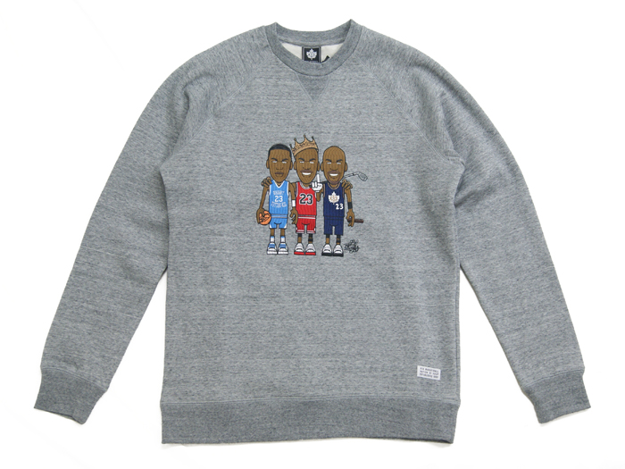 K1X Greatest Crewneck