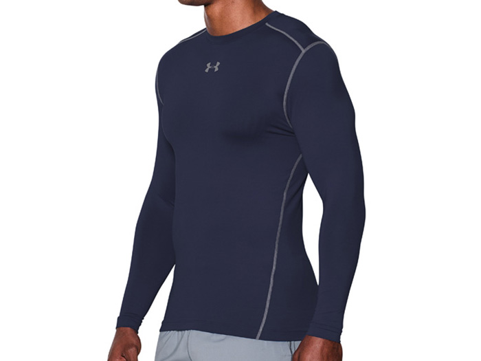 UNDER ARMOUR UA COLDGEAR ARMOUR LSクルー