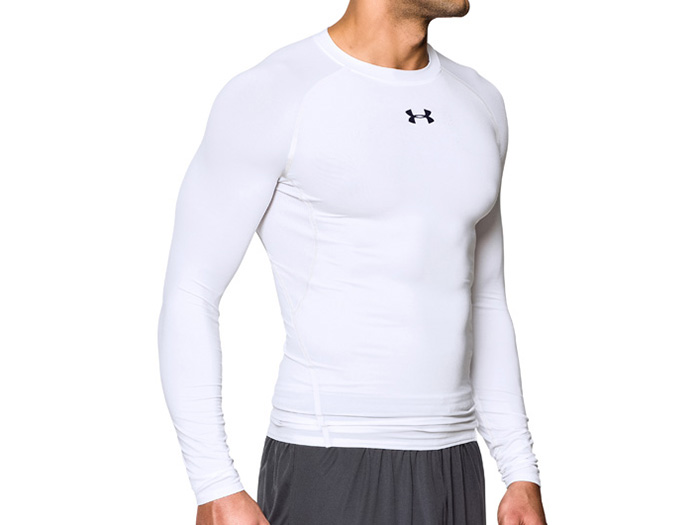 UNDER ARMOUR UA HEATGEAR ARMOUR LS
