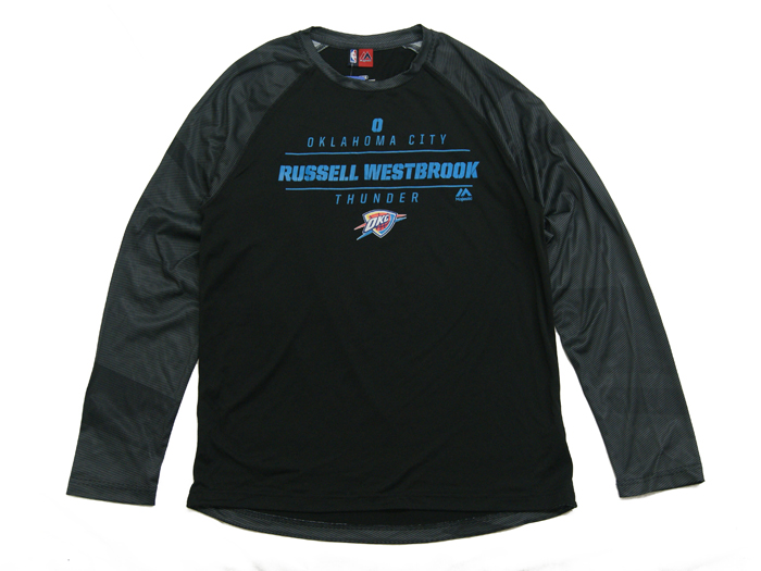 Majestic SPECTRUM MISSION L/S TEE