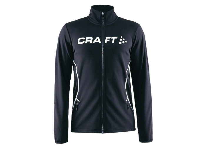 CRAFT LOGO FULL ZIP JACKET