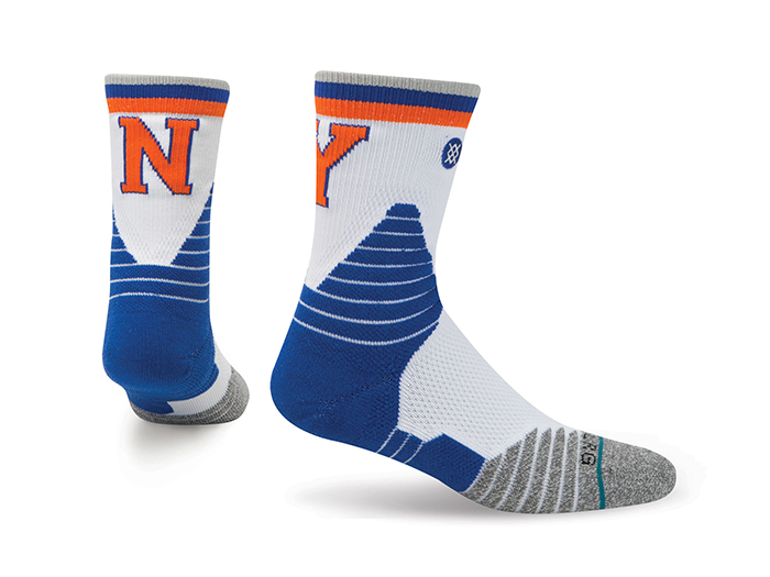 STANCE KNICKS CORE QTR