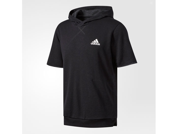 adidas CROSS-UP Tシャツパーカー