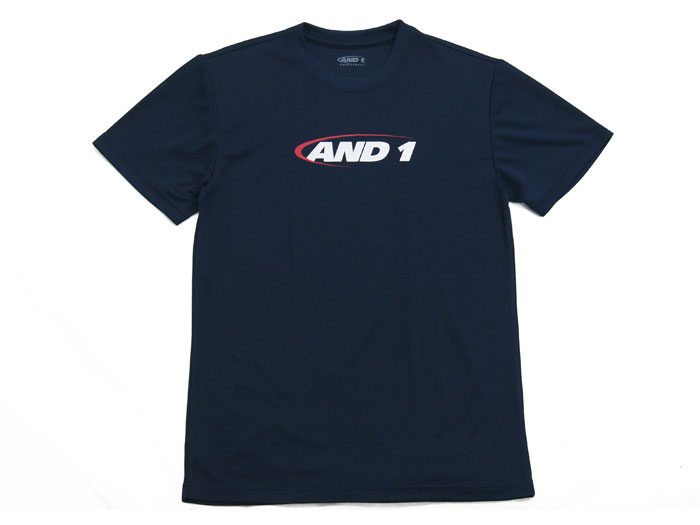 AND1 ORIGINAL HOOK LOGO TEE