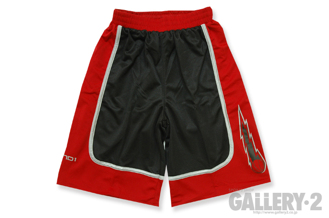 AND1 REV SHORT BELINE