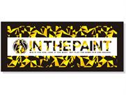 In The Paint TRIANGLE LOGO TOWEL