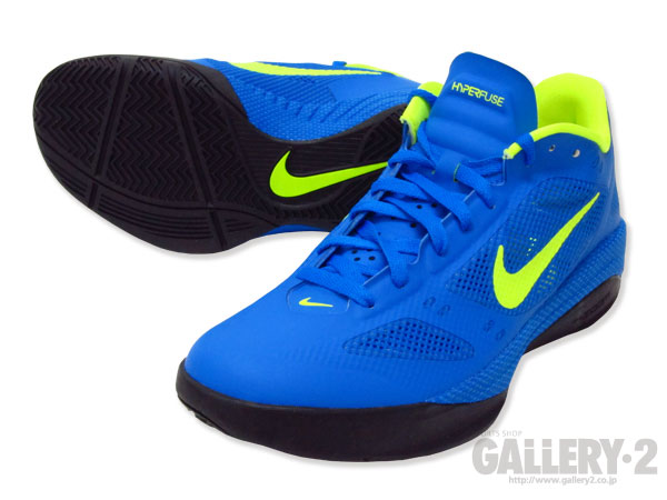 NIKE NIKE ZOOM HYPERFUSE 2011 LOW