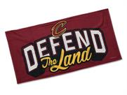 2017 Playoff on-court Towel【キャバリアーズ】