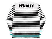 PENALTY ボーダーロングTシャツ(詳細画像)