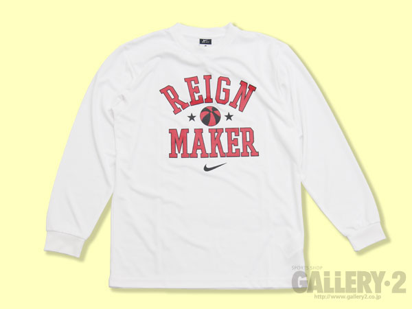 NIKE DRI-FIT REIGN MAKER L/S Tシャツ