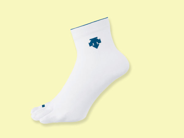 DESCENTE 5 FINGER SOCKS