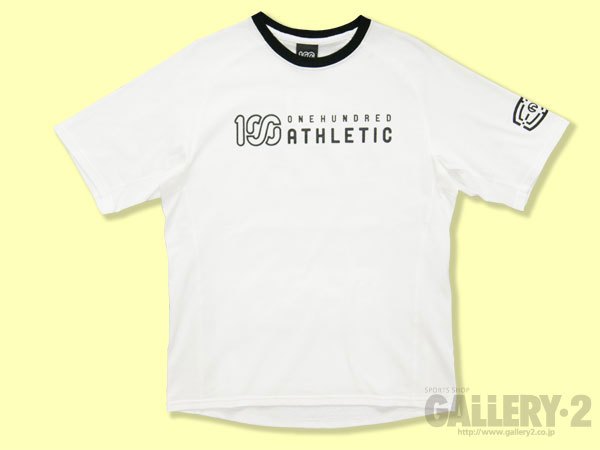 ONEHUNDRED ATHLETIC 100ACOTTONS/S