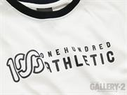 ONEHUNDRED ATHLETIC 100ACOTTONS/S(詳細画像)