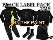 In The Paint 2018 BLACK LABEL PACK
