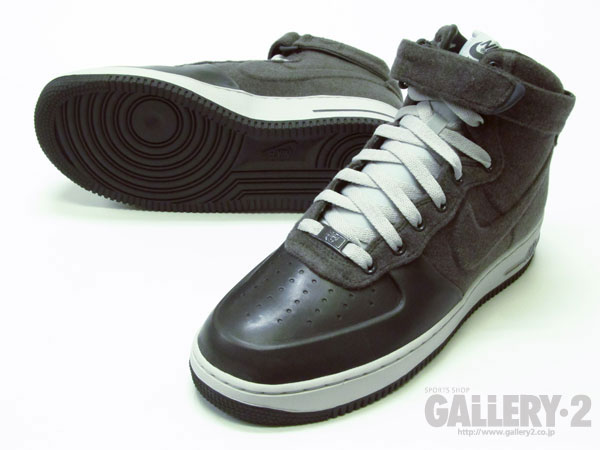 NIKE AIR FORCE I HIGH VT PREMIUM