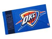 NBA ON-COURT BENCH TOWELS【THUNDER】