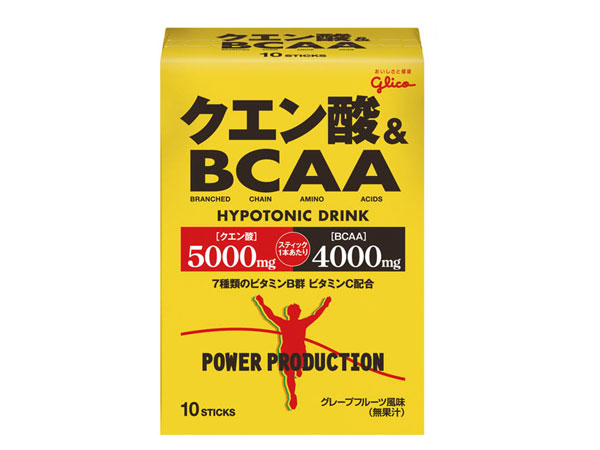 POWER PRODUCTION クエン酸&BCAA