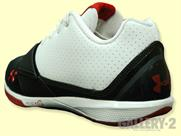 UNDER ARMOUR MICRO G BLACK ICE LOW(詳細画像)