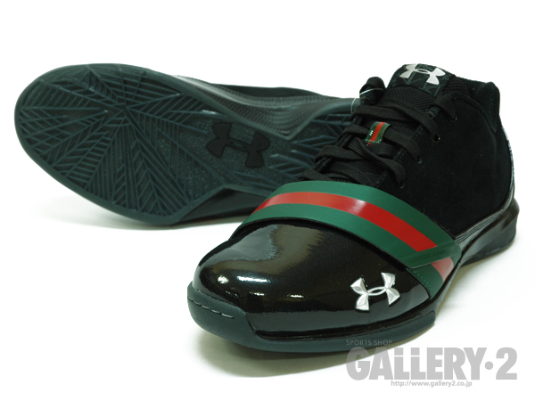 UNDER ARMOUR MICRO G BLACK ICE LOW